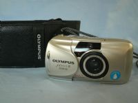 '   MJU II ' Olympus MJU II Zoom 80 Quality Compact Camera Cased -MINT- £12.99
